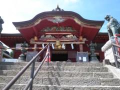 赤池公一 公式ブログ/武蔵御嶽神社 画像2