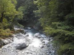 赤池公一 公式ブログ/最終日の岩魚 画像2