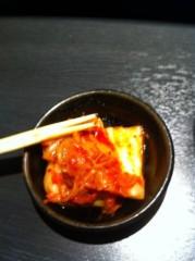 梅澤悠 公式ブログ/キムチおいし。 画像2