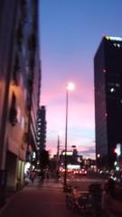 梅澤悠 公式ブログ/夕焼け空。 画像1