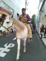 梅澤悠 公式ブログ/原宿に馬。 画像1