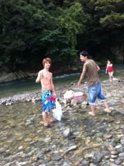 梅澤悠 公式ブログ/水没の5分前(笑) 画像1