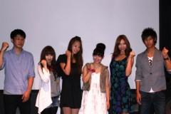梅澤悠 公式ブログ/舞台挨拶のときの写真。 画像1