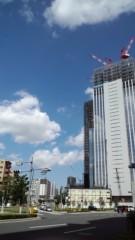 梅澤悠 公式ブログ/夏空。 画像1