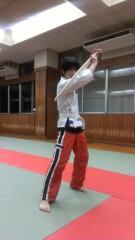 下山葵 公式ブログ/か・・・肩が 画像1