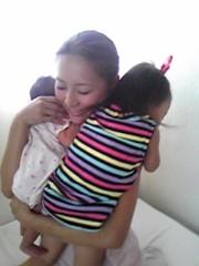 飯田奈月 公式ブログ/☆姪っ子たち☆ 画像1