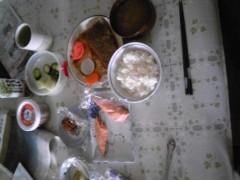 岡元慶太 公式ブログ/だいぶ遅い朝飯 画像1