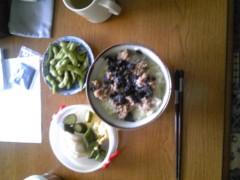 岡元慶太 公式ブログ/朝飯?昼飯? 画像1
