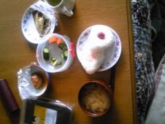 岡元慶太 公式ブログ/朝飯?昼飯 画像1