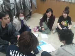 岡元慶太 プライベート画像/LIFE〜誰かのために祈る時 会議中
