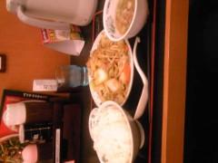 岡元慶太 公式ブログ/遅い夕食 画像1