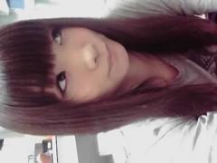 沢渡麻衣子 公式ブログ/前髪♪ 画像1