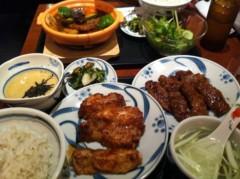 沢渡麻衣子 公式ブログ/お食事♬ 画像1