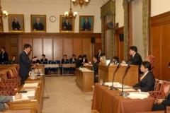 木内孝胤 公式ブログ/はじめての国会質問に立ちました!予算委員会第5分科会にて 画像1