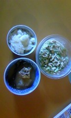 猫柳ロミオ 公式ブログ/ソーキ汁 画像1