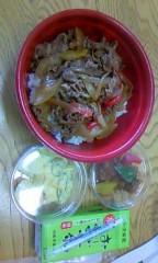 猫柳ロミオ 公式ブログ/焼き肉丼 画像1