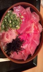 猫柳ロミオ 公式ブログ/鉄火丼 画像1