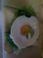 猫柳ロミオ 公式ブログ/半熟サンド 画像1
