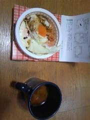 猫柳ロミオ 公式ブログ/卵ぶっ込みレトルト石焼きビビンバ 画像1
