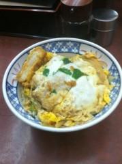 猫柳ロミオ 公式ブログ/カツ丼 画像1