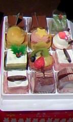 猫柳ロミオ 公式ブログ/差し入れケーキ 画像1
