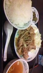 猫柳ロミオ 公式ブログ/生姜焼き 画像1