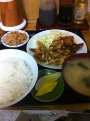 猫柳ロミオ 公式ブログ/マグロの唐揚げ 画像1