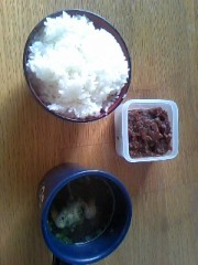 猫柳ロミオ 公式ブログ/仙人の朝食 画像1