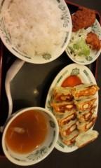 猫柳ロミオ 公式ブログ/W餃子 画像1