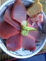 猫柳ロミオ 公式ブログ/奢らせたマグロ丼 画像1