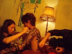 小崎隆弘 プライベート画像 2009年8月10日