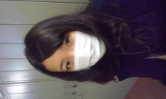 優乃穂 公式ブログ/風邪(。´Д⊂) 画像1