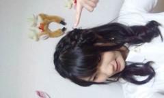 優乃穂 公式ブログ/お花ヘアー♪ 画像2