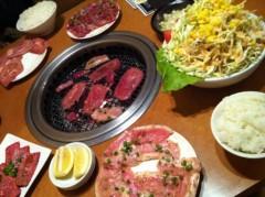 房みどり 公式ブログ/肉焼き 画像2