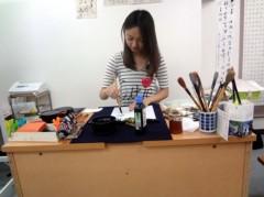 房みどり 公式ブログ/心落ち着く書道教室 画像2