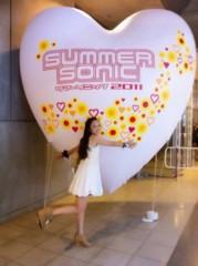 房みどり 公式ブログ/夏の思い出 SUMMER SONIC 画像2