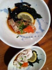 房みどり 公式ブログ/先日の夕ご飯 画像1