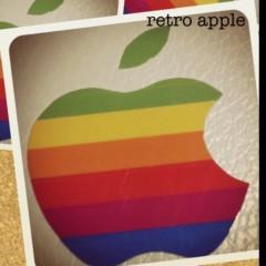 房みどり 公式ブログ/Appleステッカー 画像1