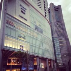 房みどり 公式ブログ/横浜にて 画像1