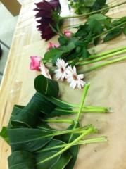 房みどり 公式ブログ/お花教室☆ 画像1