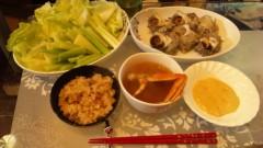 石田美里 公式ブログ/今日も晩御飯が豪華でした^^ 画像1