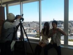 石田美里 公式ブログ/学内撮影 画像1