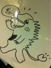 辻詩音 公式ブログ/おえかき 恐竜、進化編 画像1
