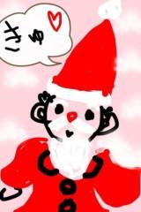 辻詩音 公式ブログ/クリスマスのおえかき 画像1