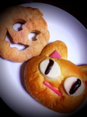 辻詩音 公式ブログ/かぼちゃこねこものがたり 〜その2〜 画像1
