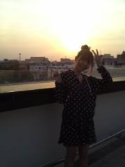 辻詩音 公式ブログ/タイの夕べ 画像1