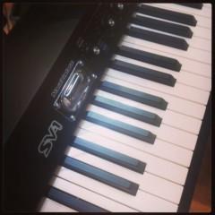 辻詩音 公式ブログ/ピアノの疑惑。 画像1