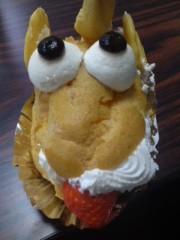 辻詩音 公式ブログ/しっぽから食べる派 画像1