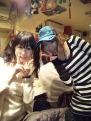 小日向美羽 公式ブログ/キュアピーチ役 沖 佳苗さんと2ショット 画像2
