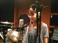 猪野由梨佳 公式ブログ/レコーディング。 画像1